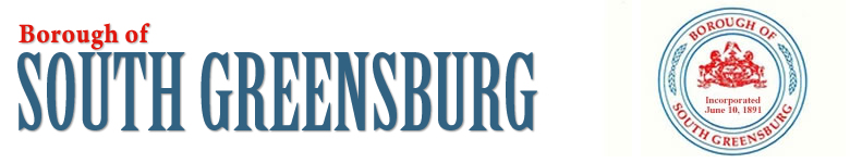 Borough Of South Greensburg