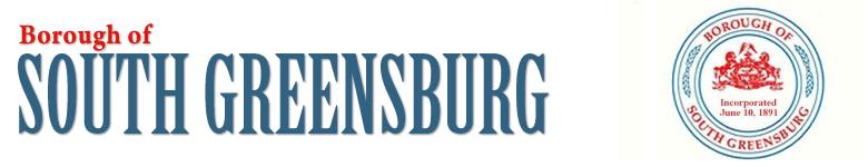 Borough Of South Greensburg